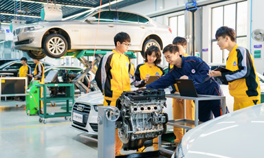 郑州万通汽车学校在哪里?