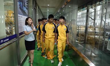 行走的课堂,郑州万通名企研学游圆满结束