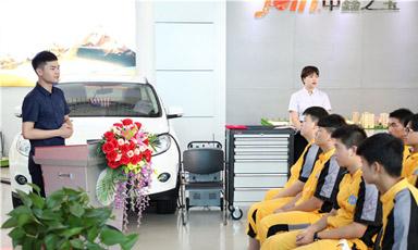 郑州万通优秀学子分享会 见证成长预见未来